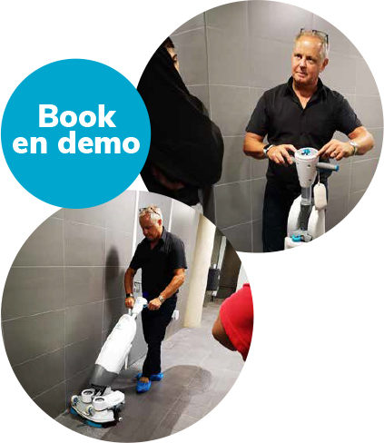 Book en demonstration