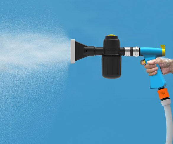 i-spraywash