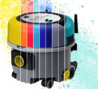 Design din egen støvsuger